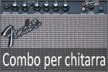 Amplificatore Combo per chitarra