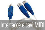 Interfacce e cavi MIDI