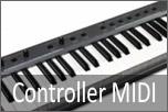 Controller MIDI