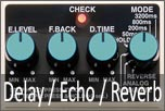 Delay / Echo / Reverberi