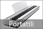 Pianoforti Digitali Portatili