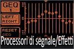 Processori di segnale ed effetti