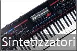 Sintetizzatori / Workstation