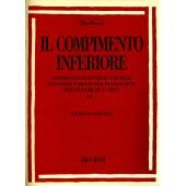 CONCINA F. - IL COMPIMENTO INFERIORE. VOLUME I
