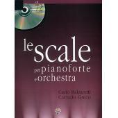 BALZARETTI GRECO - LE SCALE + CD