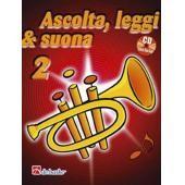 AA.VV. - ASCOLTA LEGGI E SUONA VOL. 2 TROMBA + CD