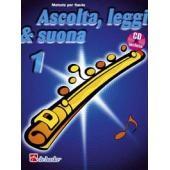 AA.VV. - ASCOLTA LEGGI E SUONA VOL. 1 FLAUTO + CD
