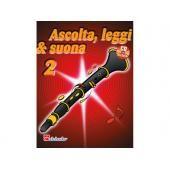 AA.VV. - ASCOLTA LEGGI E SUONA VOL. 2 CLARINETTO + CD