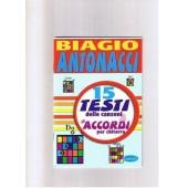 BIAGIO ANTONACCI - 15 TESTI