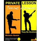 DE GRUTTOLA - QUAINI - FEELING & TECHNIQUE PER CHITARRA ROCK + CD