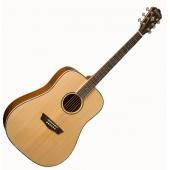 WASHBURN HERITAGE DELUXE WD15 S NAT ACUSTIC DRE