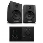 M-AUDIO FAST TRACK C400 + STUDIOPHILE BX5 D2