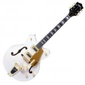 GRETSCH G5422TDCG ELECTROMATIC HOLLOW BODY SNOW WHITE