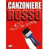 AA.VV - CANZONIERE ROSSO 400 TESTI CON ACCORDI
