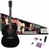 FENDER CD 60 BLACK PACK