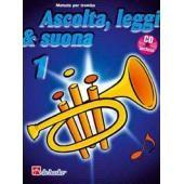 AA.VV. - ASCOLTA LEGGI E SUONA VOL. 1 TROMBA + CD