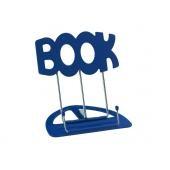 K&M LEGGIO DA TAVOLO BOOK BLU