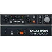 M-AUDIO M-TRACK PLUS MK II