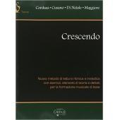 AA.VV - CRESCENDO VOL. 1 - NUOVO METODO DI LETTURA RITMICA E MELODICA
