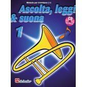 AA.VV. - ASCOLTA LEGGI E SUONA VOL. 1 TROMBONE + CD