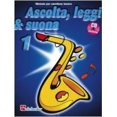 AA.VV. - ASCOLTA LEGGI E SUONA VOL. 1 SAX TENORE + CD