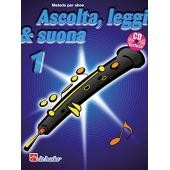 AA.VV. - ASCOLTA LEGGI E SUONA VOL. 1 OBOE + CD