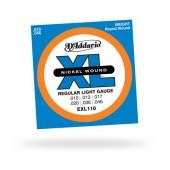 D'ADDARIO EXL 110 REGULAR LIGHT 010/046