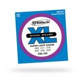 D'ADDARIO EXL 120 SUPER LIGHT 009/042