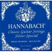 HANNABACH SET 815 HT/BLU HIGH TENSION  SILVER SPECIAL