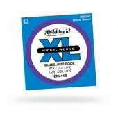 D'ADDARIO EXL 115 JAZZ ROCK 011/049