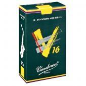 VANDOREN V16 SAX ALTO N. 2 1/2 (CONF. 10 PEZZI)