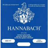 HANNABACH SET. 800 HIGH/BLUE HIGH ARGENTATO
