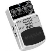BEHRINGER DD 400 DIGITAL DELAY