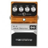 DIGITECH SC2 HARDWIRE VALVE DISTORTION