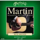 MARTIN M 170 EXTRA LIGHT BRONZE   010/047