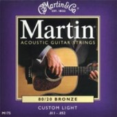 MARTIN M 175 CUSTOM LIGHT BRONZE 011/052