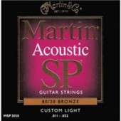 MARTIN MSP 3050 CUSTOM LIGHT BRONZE 011/052