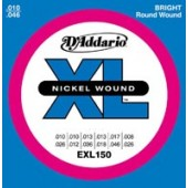 D'ADDARIO EXL 150 SUPER LIGHT 12 STRING 010/046